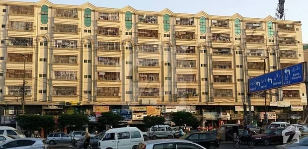 Hermain Tower 2 Bed DD Flat Is Available For Rent In Gulistan-e-Jauhar  Block 19 Karachi