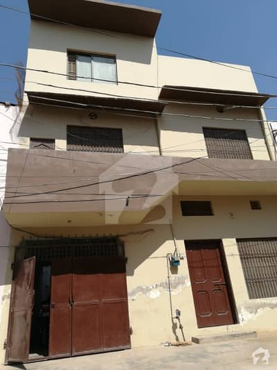 5 Marla House For Sale In Model Town C