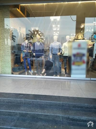 543 sqft Shop For Sale in bahria Heights 3 Extention