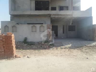Double Storey Beautiful Bungalow For Sale At Azhar Residencies Okara