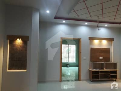 10 Marla Brand New 1st Entry Upper Portion Is For Rent In Wapda Town Phase 1 Lahore J3 Block
