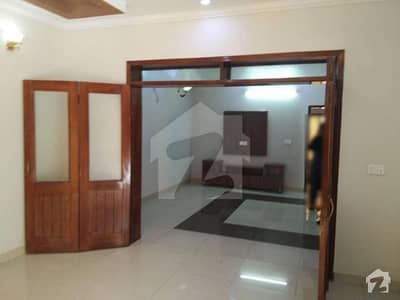 10 Marla Slightly Used Full House Is For Rent In Wapda Town Phase 1 Lahore F2 Block