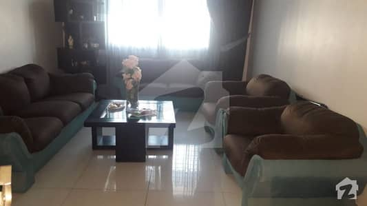 3 Bedrooms 1800 Sq Feet Apartment For Sale On Allama Iqbal Road In PECHS Block 2