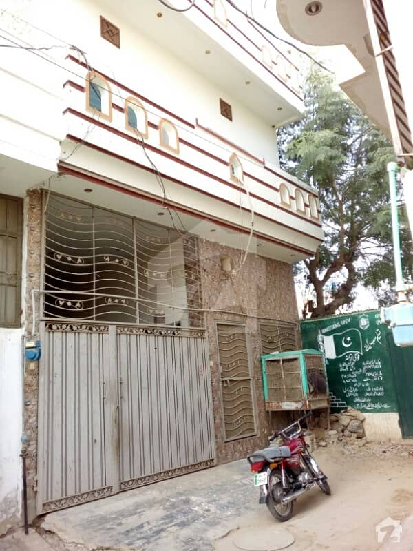 4 Marla Triple Storey House For Sale  Millat Colony