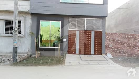 5 Marla Brand New House For Sale At Good Location