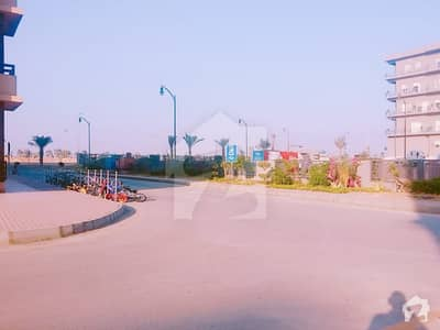 125 SQUARE YARD PLOT AVAILABLE FOR SALE IN BAHRIA TOWN  WEST OPEN
