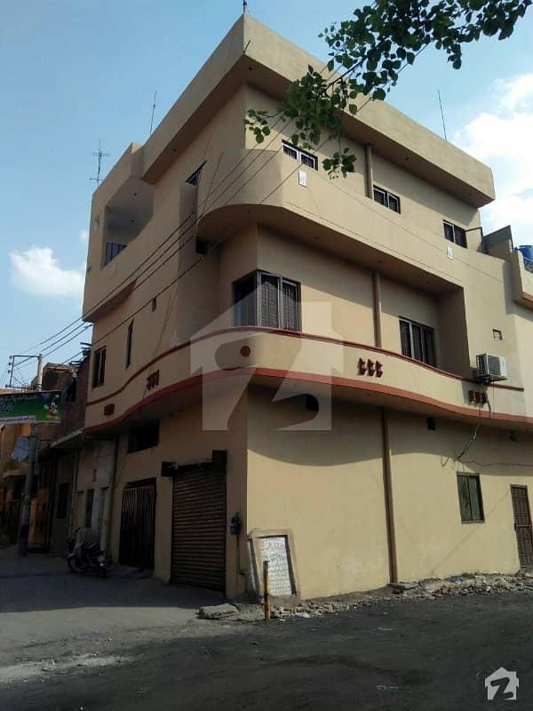 Corner Triple Storey House For Sale Aashiana Road Lahore