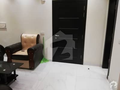 Brand New Furnished Flat For Rent In Bahria Town Lahore