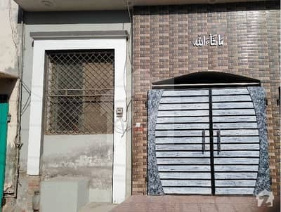 Double Storey House Is Available For Sale In Waqar Town