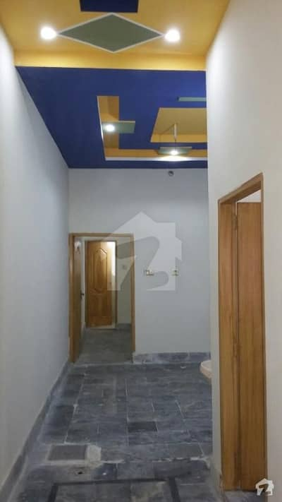 3 Marla Single Storey Brand New House For Sale