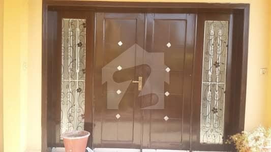 8 Marla Corner House Semi Furnished  For Rent