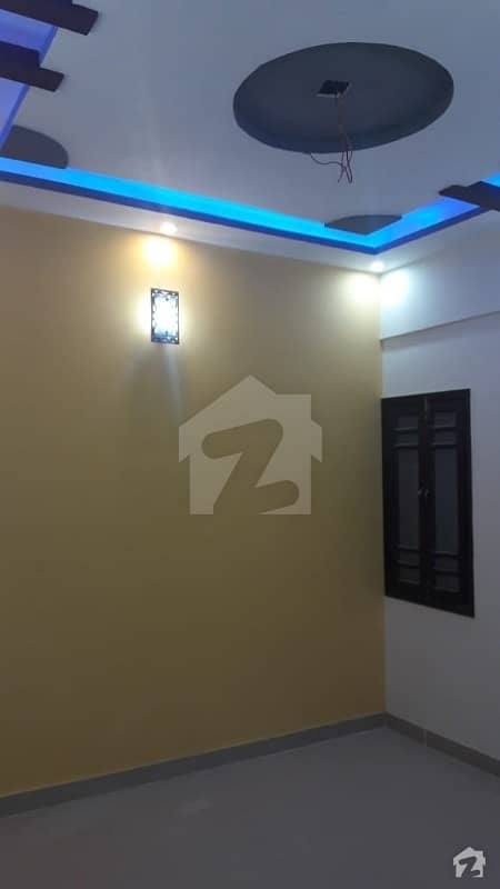 Upper Portion Is Available For Rent In Mehmoodabad Karachi