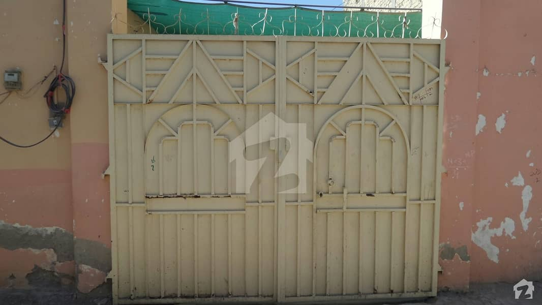 Pair House Available For Sale At Jan Mohammad Road