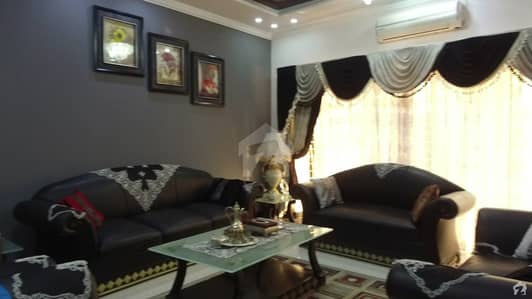 Full Furnished 12 Marla House Is Available For Sale In Bahria Town  Safari Villas 3