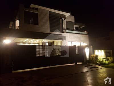 Most Beautiful Brand New 1 Kanal Bungalow Available In Dha Phase 6 Block L