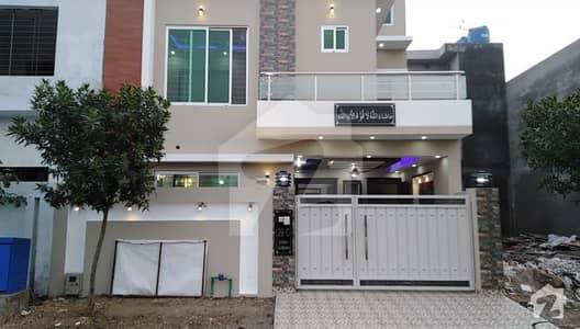 5 Marla Brand New House For Sale In Block C Of Dream Garden