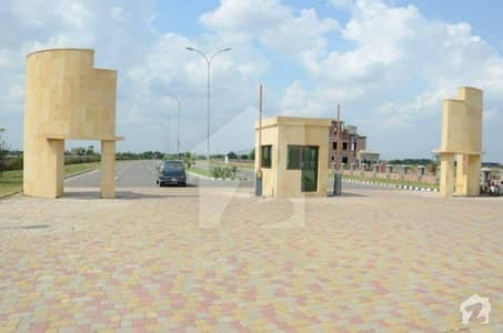 5 Marla Plot Very Good Location Block M8 For Sale On Cheap Price.