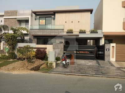 Defence 10 Marla Brand New Stylish Bungalow Facing Sports Complex