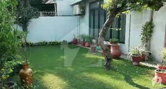 1 Kanal Double Storey Bungalow For Sale Near M M Alam Road