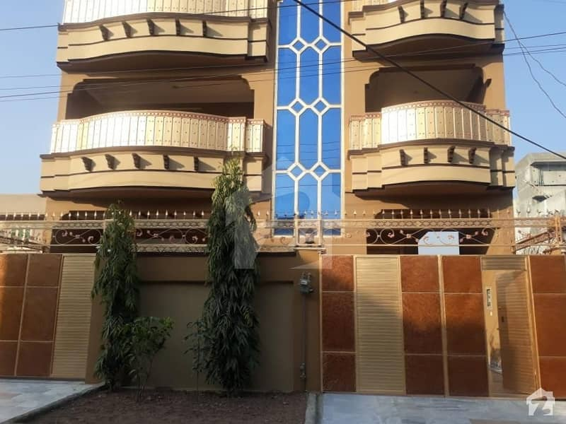 House For Sale - Main Hayatabad Phase 7 Sector E7