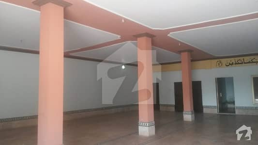 Building Is Available For Sale On Main Khanpur Road