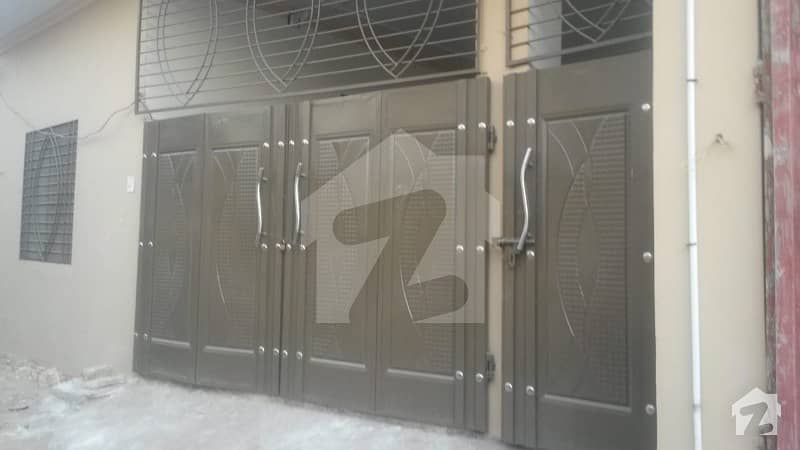 House Is Available For Sale In Shah Nawaz Colony