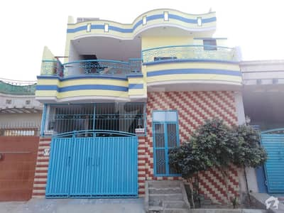 11 Marla Double Story House For Sale. Making Hot