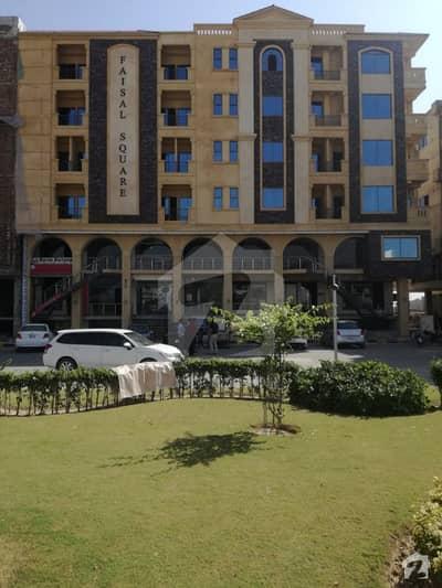 Faisal Town Apartment Available In Faisal Square Block A Markaz