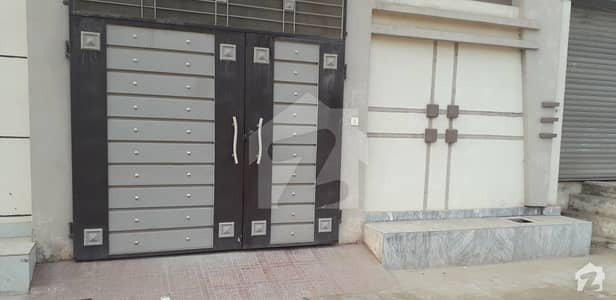 New Build Double Storey House Is Up For Sale In Lalazar Colony