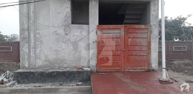 Under Construct Double Storey House Is Available For Sale