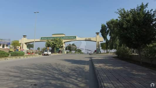 Prime Location Plot Is Available For Sale In DHA Defence Phase 5