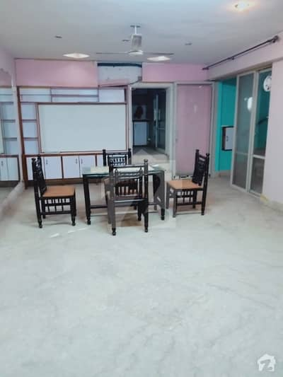 F-8 Semi Furnished One Bedroom Available For Rent Only For Single Working Lady