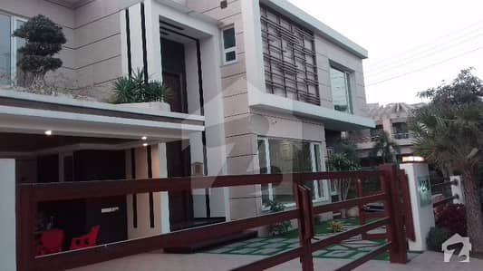 1 Kanal Brand New Lavish House For Sale