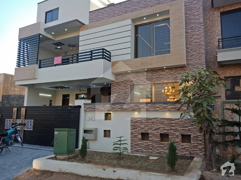 Triple Storey Brand New 13 Marla House For Sale