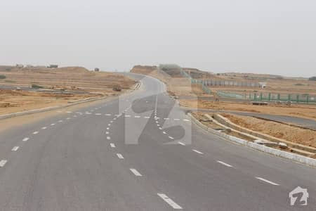 500 Sq. Yard Full Paid Plot Is Up For Sale In DHA City - Sector 14-C Karachi
