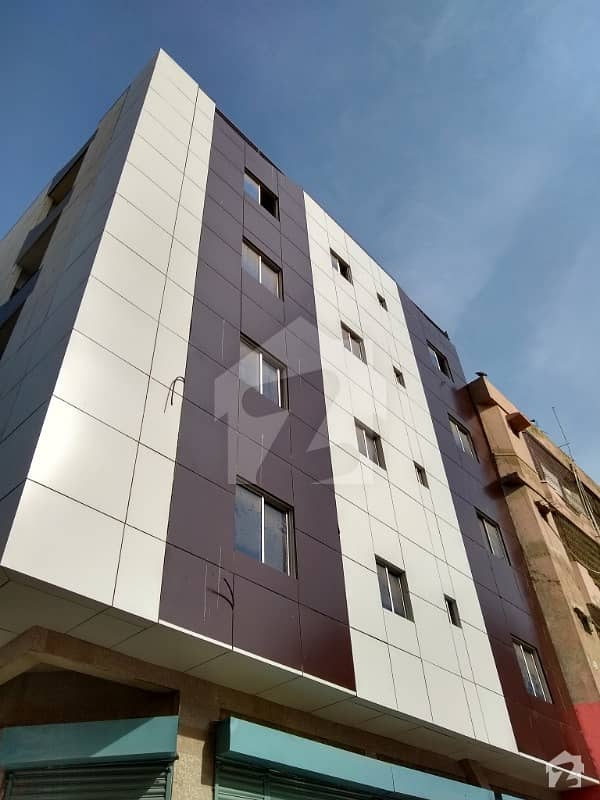 Brand New West Open Approx 1100 Sq Ft Flat On First Floor For Sale