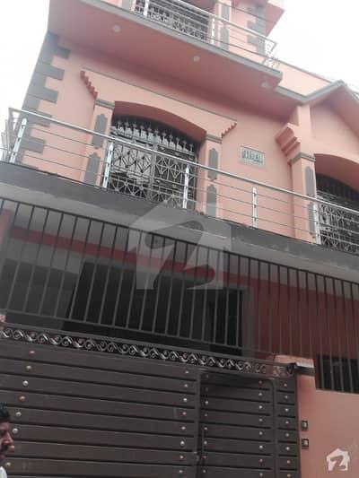 Mehboob Lane 5 Marla Brand New Double Storey House For Sale On Peshawar Road