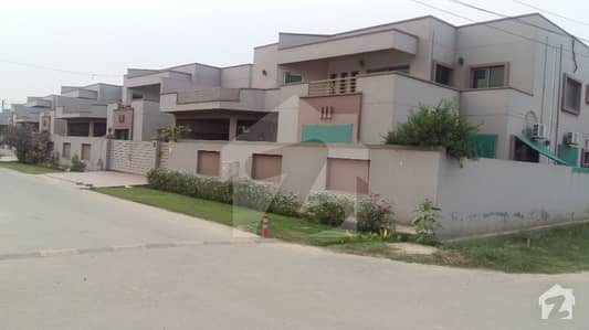03 Bed Room 10 Marla House For Sale In Army Officers Housing Society Askari 11 Sector B Lahore