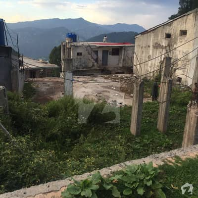 10 Marla Plot For Sale At Shortcut Road, Murree