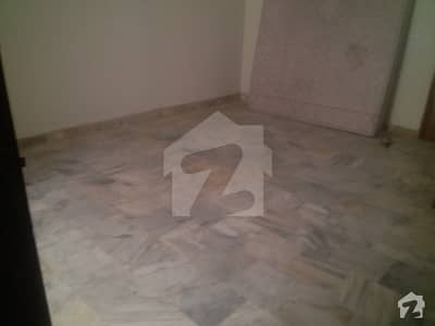 slightly  used one bedroom with attached bath in ground floor
