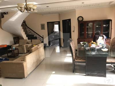 Fully Furnished House For Rent In Full House  10 Marla 3 Bedroom Without Drawing Room