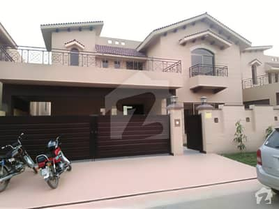 1 Kanal Brand New Out Class Beautiful Villa For Rent In Askari 10 Near To Park And Air Port