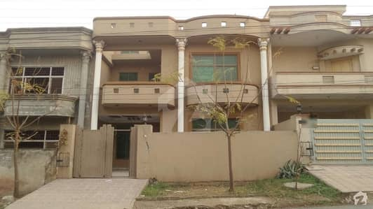 Double Storey House For Sale In Pwd Housing Scheme Block C