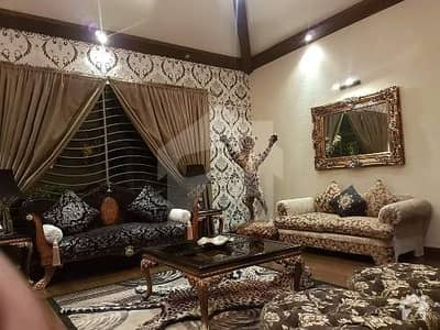 For Short Time Furnished Brand New Luxury Bungalow For Rent