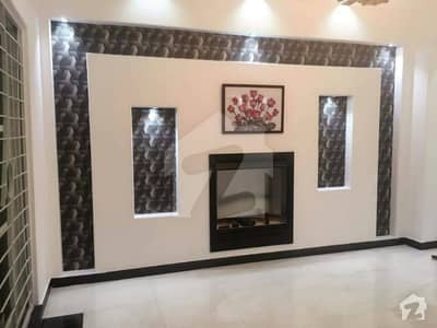 Canal Garden - E Block - 1 Kanal All Most New Portion For Rent -