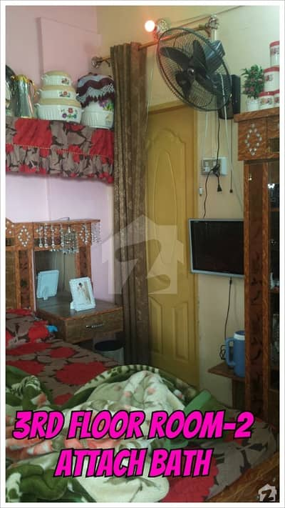 120 Sq Yd House For Sale In Pathan Colony Site Town Near Metroville