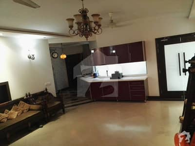 Fully Furnished 1 Kanal  Upper Portion Is For  Rent