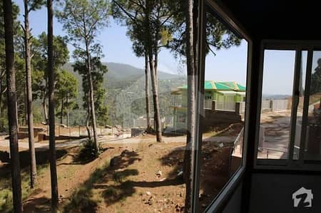 5 Marla Plot On Installments In Murree Main Expressway