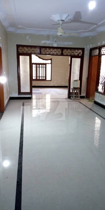 250 Sq Yard New First Floor 3 Bed Drawing  Lounge  American Kitchen Tiles Flooring
