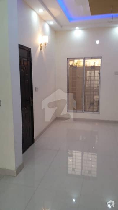 4 Marla New Double story House Zaheer Villas Near Eden  Military Accounts society Lahore